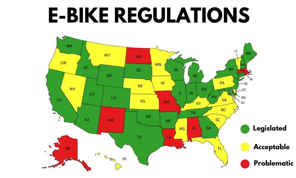 e-bike regulations eRide Guides